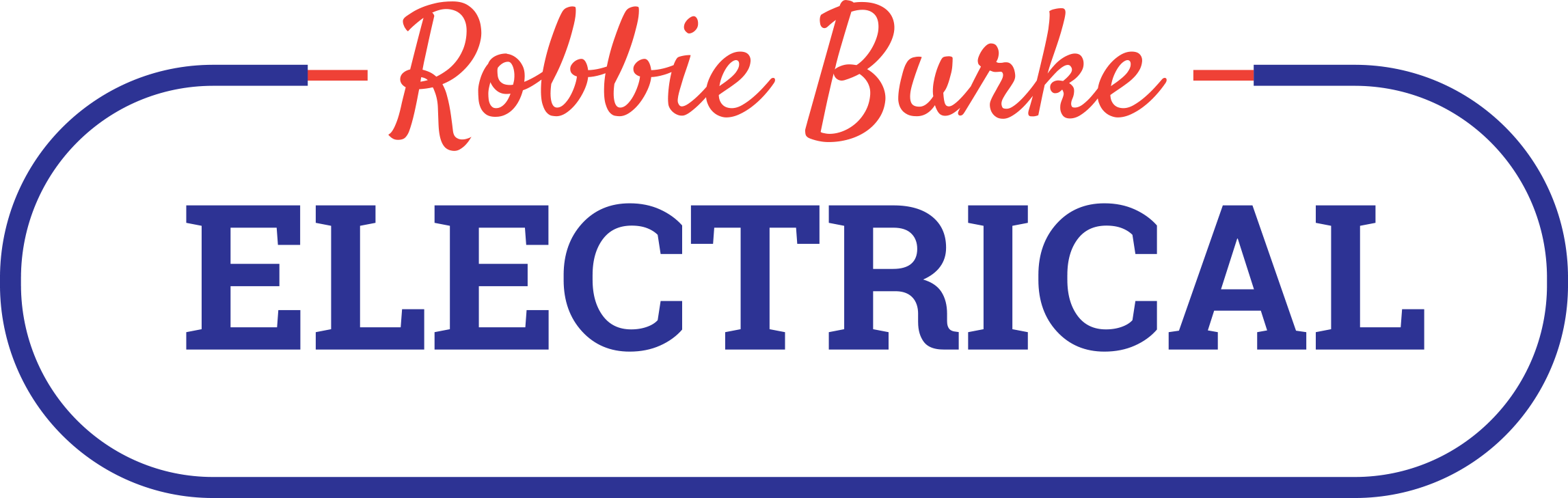 Robbie Burke Electrical Logo